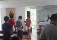 9º ano do Ensino Fundamental II tem Retiro Espiritual