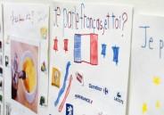 Cartazes ilustram a primeira reunião de pais e professores do 4º ano EFI