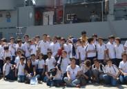 Alunos do 7º ano do EF II desvendam a Baía de Guanabara