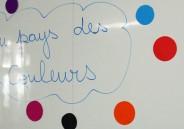 Cartazes coloridos ilustram Reunião de Pais e Professores do 5º ano do EFI