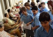 Alunos do 6° ano EFII visitam a Casa São Luís