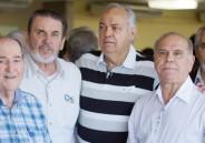 Ex-alunos se reúnem no Colégio de São Bento