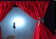 Mitologia vira tema de teatrinho de sombras