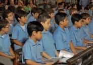 5° ano celebra conclusão da primeira etapa do ensino fundamental I