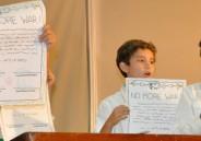 Reunião de Pais e Responsáveis do 4º ano EFI