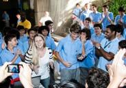 8º ano EFII participa de Café da manhã intercultural