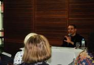 Dom Abade Filipe apresenta palestra para os Pais e Responsáveis