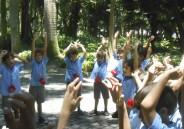 1º ano EFI visita Parque Lage