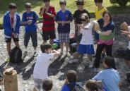 Encontro de Espiritualidade e Convivência com os alunos do 6º ano do EFII