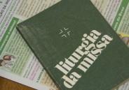 Entrega dos Certificados de Primeira Eucaristia para os alunos do 5º ano do EFI