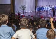 Alunos do EFI realizam a Festa dos Funcionários 2015