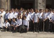 Cerimônia de Formatura do 9º ano do Ensino Fundamental II