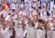 Festa de encerramento das turmas de 2º ao 4º ano do Ensino Fundamental I