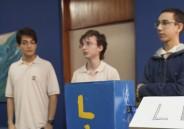 Projeto de Robótica entre alunos do CSB
