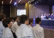 Cerimônia de Formatura dos alunos do 9º ano EFII