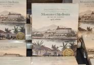 Mosteiro de São Bento lança livro de 425 anos