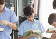 Pausa Beneditina para alunos do 6º ano EFII