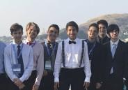 Alunos do EM participam do XV ONU Jr