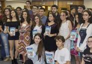 Alunos do CSB são premiados em Concurso de Redação