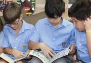 Bibliopátio anima alunos do Ensino Fundamental I e II