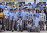 Em História, meninos do 6º ano EFII fazem tour cultural