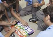 I Pausa Beneditina dos alunos do 7º ano EFII