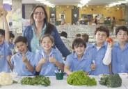Alimentação saudável é tema de aula para 3º ano EFI