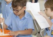 2º e 4º anos celebram 100º problema de Matemática