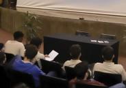 Grupo do EM recebe palestra sobre estudar na França