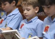 2º ano EFI participa de Lectio em Ação