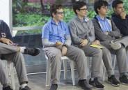 Pausa Beneditina para alunos do 9º ano EFII