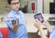 Na Cybersala, 5º ano EFI utiliza Realidade Aumentada