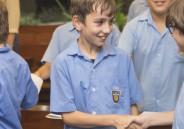 5º ano EFI recebe certificado de Primeira Eucaristia