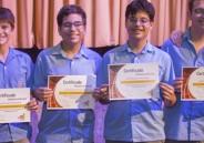 Alunos do EFI, EFII e Ensino Médio recebem premiação