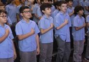 Cerimônia de Encerramento dos alunos do 5º ano EFI