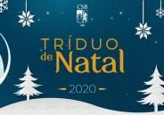 Tríduo prepara Comunidade Beneditina para o Natal