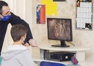 Virtualmente, alunos do 7º ano visitam Jerusalém