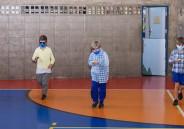 Meninos do EFI participam de atividades julinas